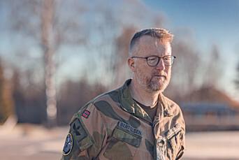 Per William Bertelsen sier at Luftforsvaret først og fremst er ute etter de beste kandidatene, uavhengig om de er menn eller kvinner.