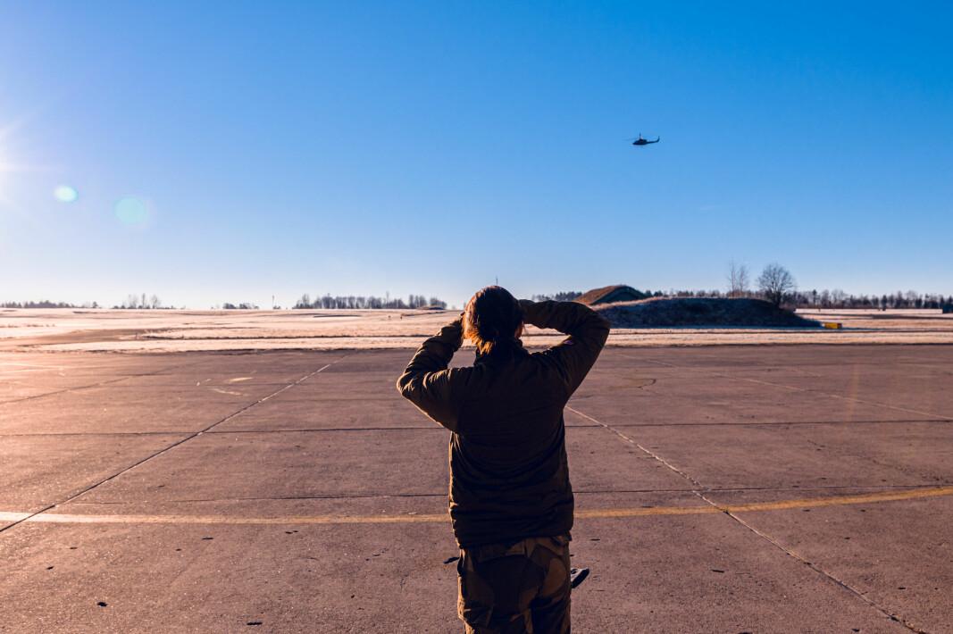 Susanne ønsker å bli F-35-pilot. På nyåret starter hun på flygerskolen på Bardufoss.