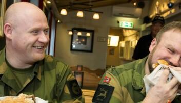 Forsvars-burgeren fra Bjerkvik