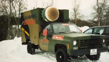 Hamburgere i felt. Bilen har også blitt brukt til smugling av marinejegere.