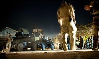 Skyggekrigere i Kabul