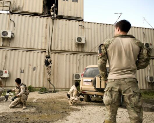 Nato forbereder seg på uttrekning – Forsvaret sender ny kontingent i april