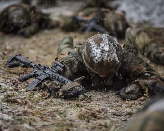 – Kanskje vi rekrutterer feil i Forsvaret?