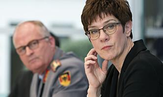 Tyskland etterforsker militære høyreekstremister