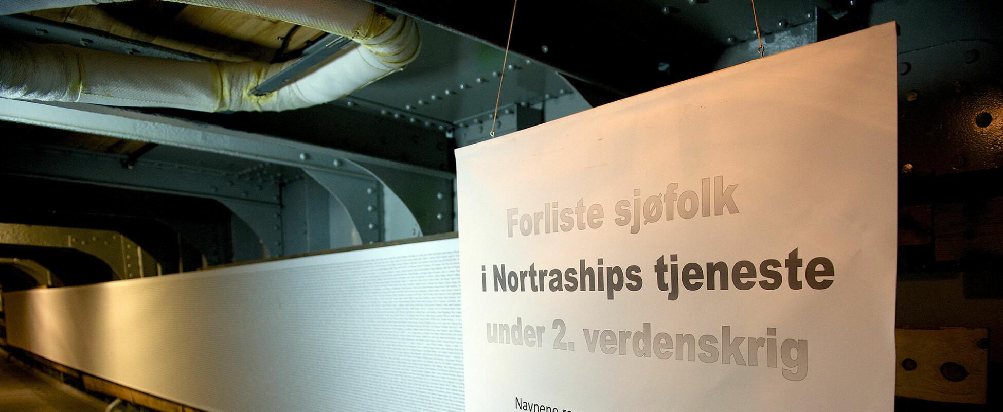 Fra en reportasje om det aller siste konvoiskipet som har seilt i to verdenskriger. DS Hestmanden seilte for Nortraship 1940-45. I dag er fartøyet et flytende museum.