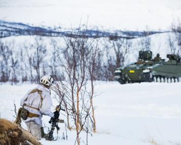 – Viser at Norge er Nato i nord