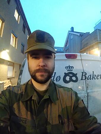 Bodø får dagens bakerilevering i grønt.