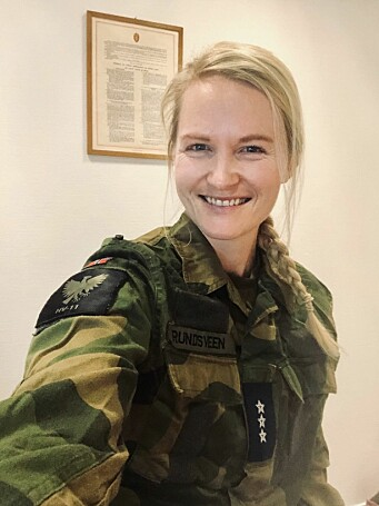 Beredskapsleder Kristin Rundsveen Bøtun i Vestland fylkeskommune.