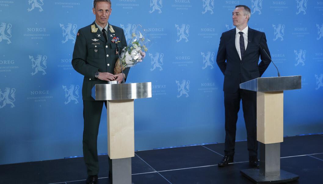 Etter å ha hørt og lest uttalelser til både forsvarsministeren og forsvarssjefen de siste dagene, blir jeg oppriktig i tvil om de ønsker åpenhet i Forsvaret, skriver Torbjørn Bongo.
