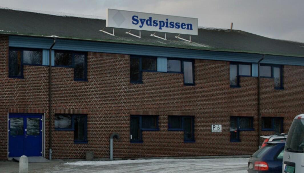 Sydspissen permisjonshotell i Tromsø.