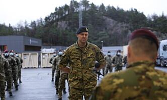 Etter seks år i Afghanistan, reiser Marinejegerkommandoen hjem