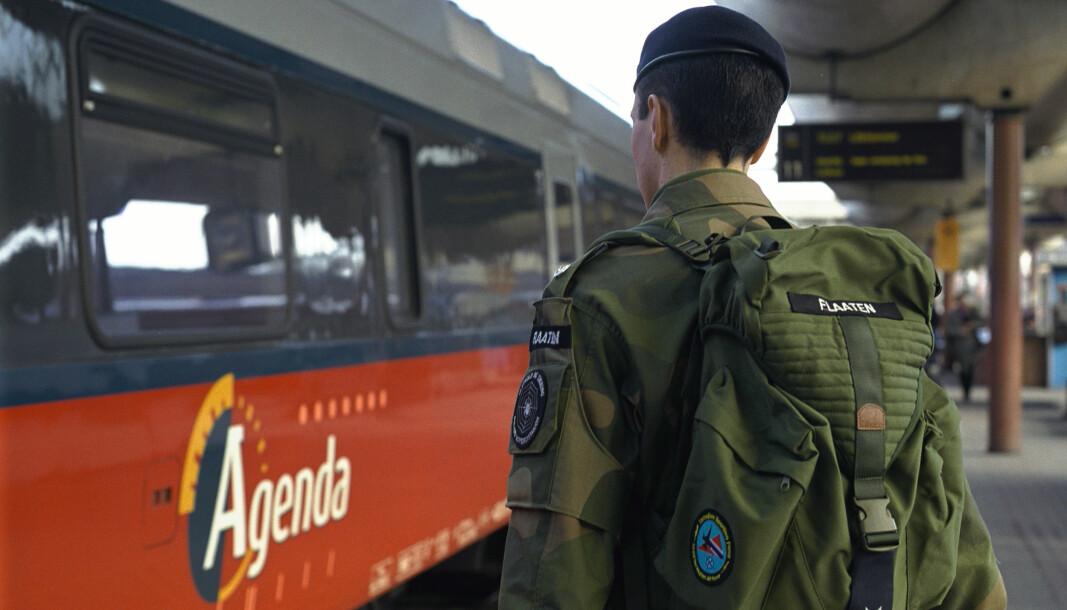 Tvungen permisjon har gjennom koronapandemien blitt brukt som et smitteverntiltak flere steder i Forsvaret.