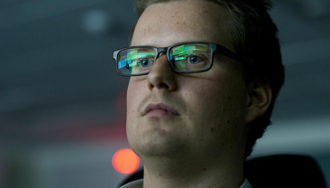 Jobben til Fredrik Fjeld er å forsvare Norge mot cyberangrep. Det gjør han hver dag.