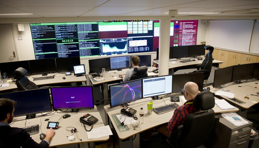 Cyberoperasjonssenteret på Brynseng i Oslo ble åpnet i 2012.