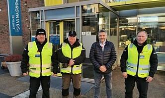 Veteraner fikk nytt korona-oppdrag i Trondheim