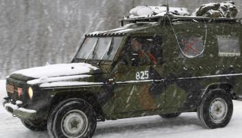 Soldater involvert i ulykke er tilbake i tjeneste