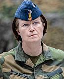 Tonje Skinnarland, generalmajor, sjef for Luftforsvaret