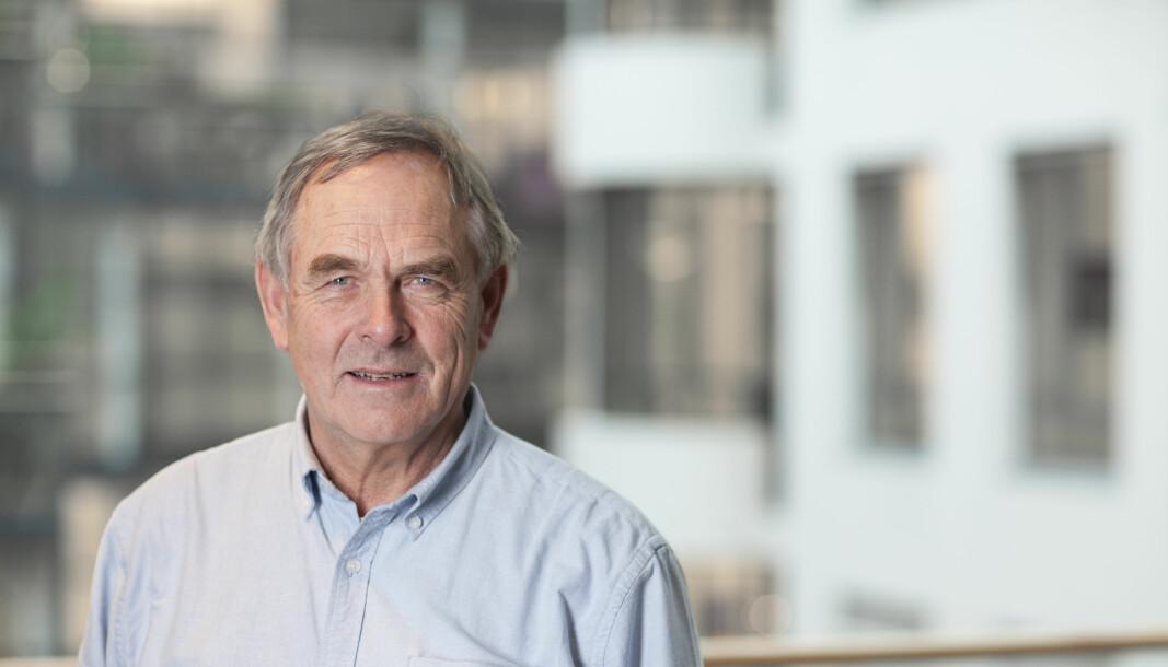 Olaf Dobloug var direktør i Forvarsbygg utvikling da han startet oppgaven med å lede planlegging og bygging av kampflybasen på Ørland i 2011.