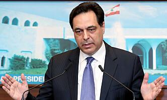 Tidligere statsminister og tre eks-ministre tiltalt i Libanon