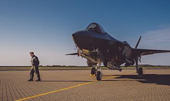 – Et tettere samarbeid om kampfly