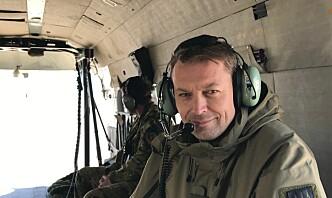 Ny sjef Marinen utnevnt i statsråd