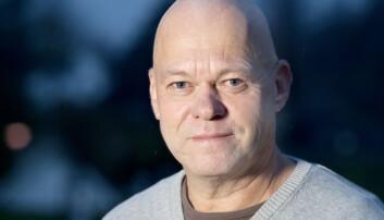 Bård Morten Johansen - Seniorrådgiver i Trygg Trafikk.