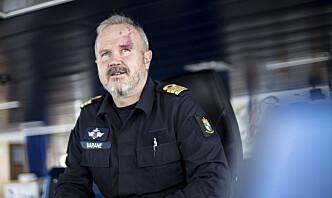 Endre Barane blir nestkommanderende i Kystvakten