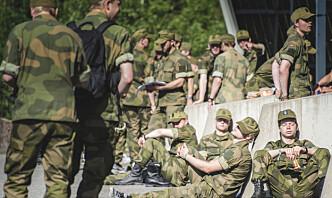 – Forsvaret må ta eierskap til egen fremtid