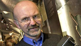 Ivar Kraglund - tidligere leder for Norges Hjemmefrontmuseum.