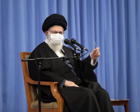 Iran tror USAs fiendskap vil fortsette under Biden