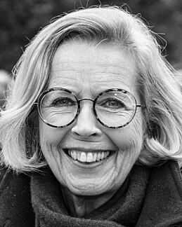 Anne-Grethe Strøm-Erichsen, tidligere forsvarsminister (Ap)