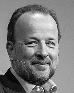 Frithjof Jacobsen, politisk redaktør i Dagens Næringsliv
