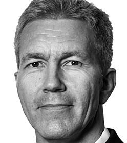 Ola Bøe-Hansen, stabssjef i Forsvarets veterantjeneste