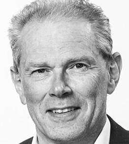 John-Mikal Størdal, administrerende direktør ved Forsvarets forskningsinstitutt