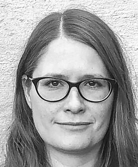 Stina Baarne Hassel, leder for NTL Forsvar