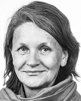 Vignettbilde / bylinebilde av politisk redaktør Hanne Skartveit  - VG 2017 -  Foto: FRODE HANSEN, VG  RØDMERKET - IKKE SALG