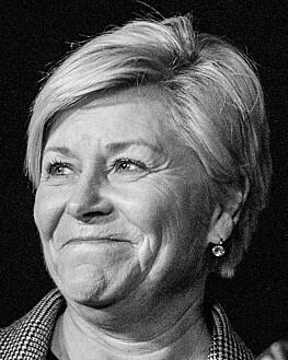 Siv Jensen, partileder (Frp)