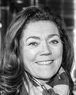 Kristin Skogen Lund, konsernsjef i Schibsted