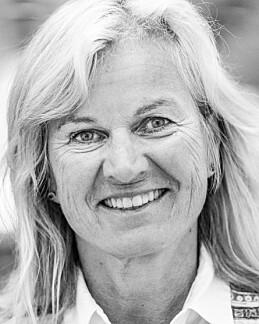 Oslo 20200811.  Kristin Krohn Devold, administrerende direktør i NHO Reiseliv, er til stede på NHO Reiselivs frokostmøte i NHO-bygget på Majorstuen i Oslo tirsdag. Foto: Håkon Mosvold Larsen / NTB