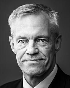 Nils Andreas Stensønes, sjef for Etterretningstjenesten