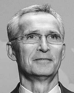 Jens Stoltenberg, generalsekretær i Nato