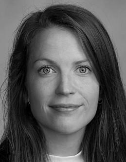 Karen-Anna Eggen, forsker ved Institutt for forsvarsstudier