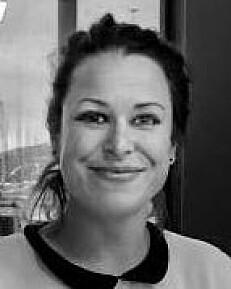Hedda Bryn Langemyr, daglig leder i Utsyn - forum for utenriks- og sikkerhetspolitikk