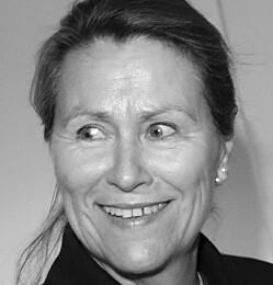 Grete Faremo, tidligere forsvarsminister (Ap)