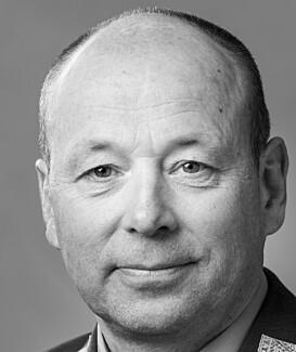 Jan Erik Thoresen, leder for Forsvarets seniorforbund