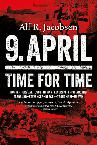 Tidligere forsvarssjef Sverre Diesen har skrevet etterordet i denne boken.