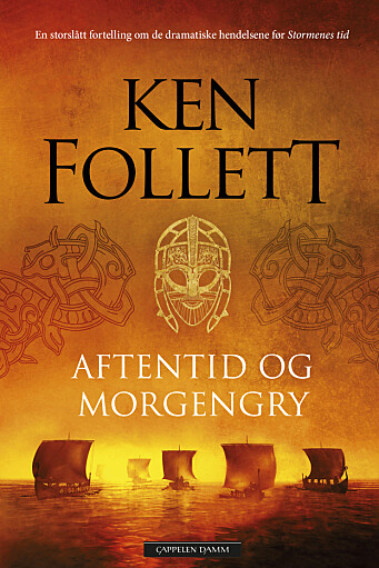 Ken Follett er kjent for både historiske romaner og spionthrillere.