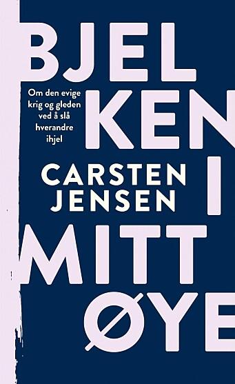 Terror, miljøkatastrofe, samfunnssplittelse og populisme koloniserer unge menneskers sinn, ifølge Carsten Jensen.