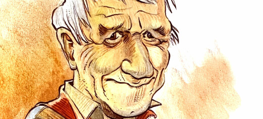 Kjell Aukrust erindrer tiden som vernepliktig i Mannskapsavisa