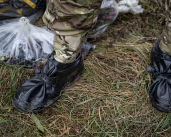 Danske vernepliktige taler forsvarsministeren midt imot: – Vi avlivet mink